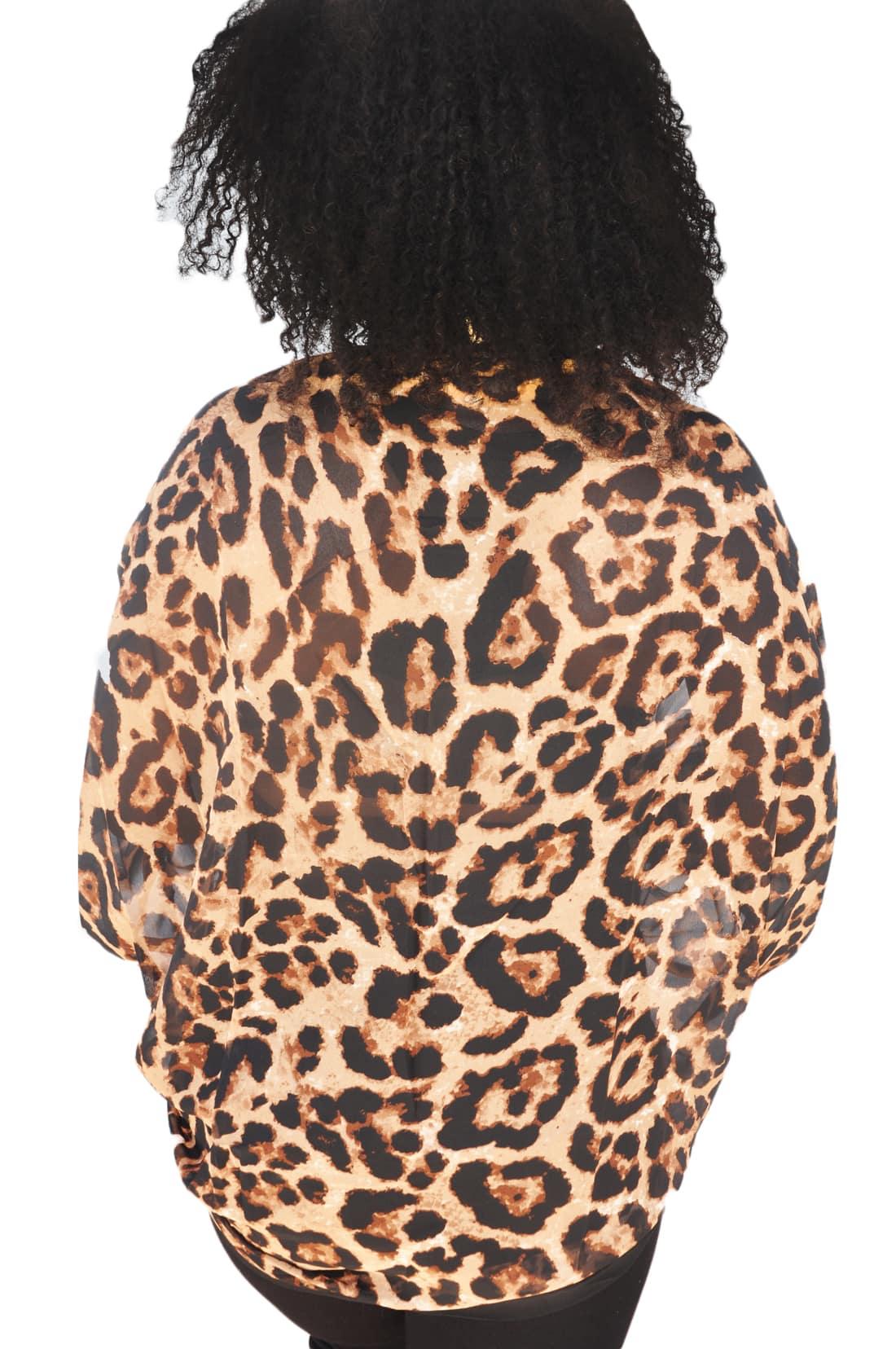 M0162 animalprint3 Tops Shirts maureens.com boutique
