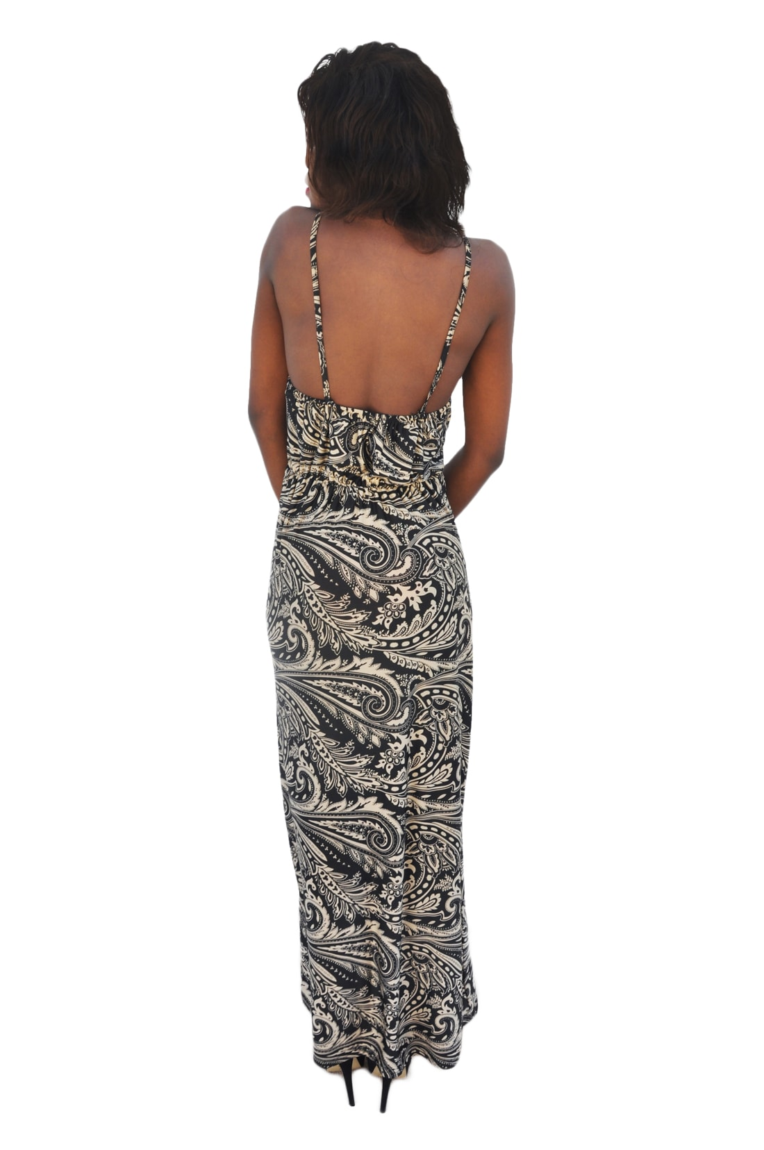 M0163 black2 Leisure Dresses maureens.com boutique