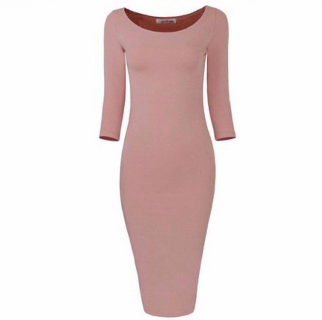 M0172 rose1 Bodycon Dresses maureens.com boutique