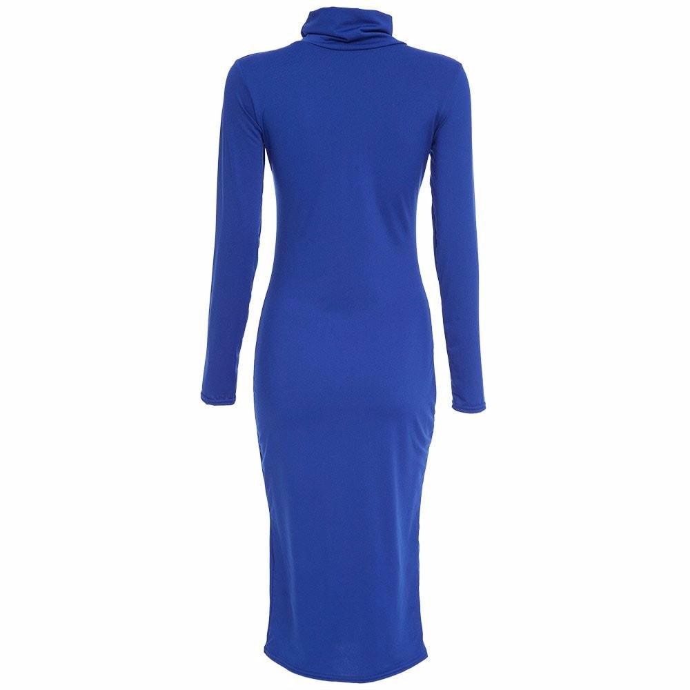 M0177 blue2 Bodycon Dresses maureens.com boutique