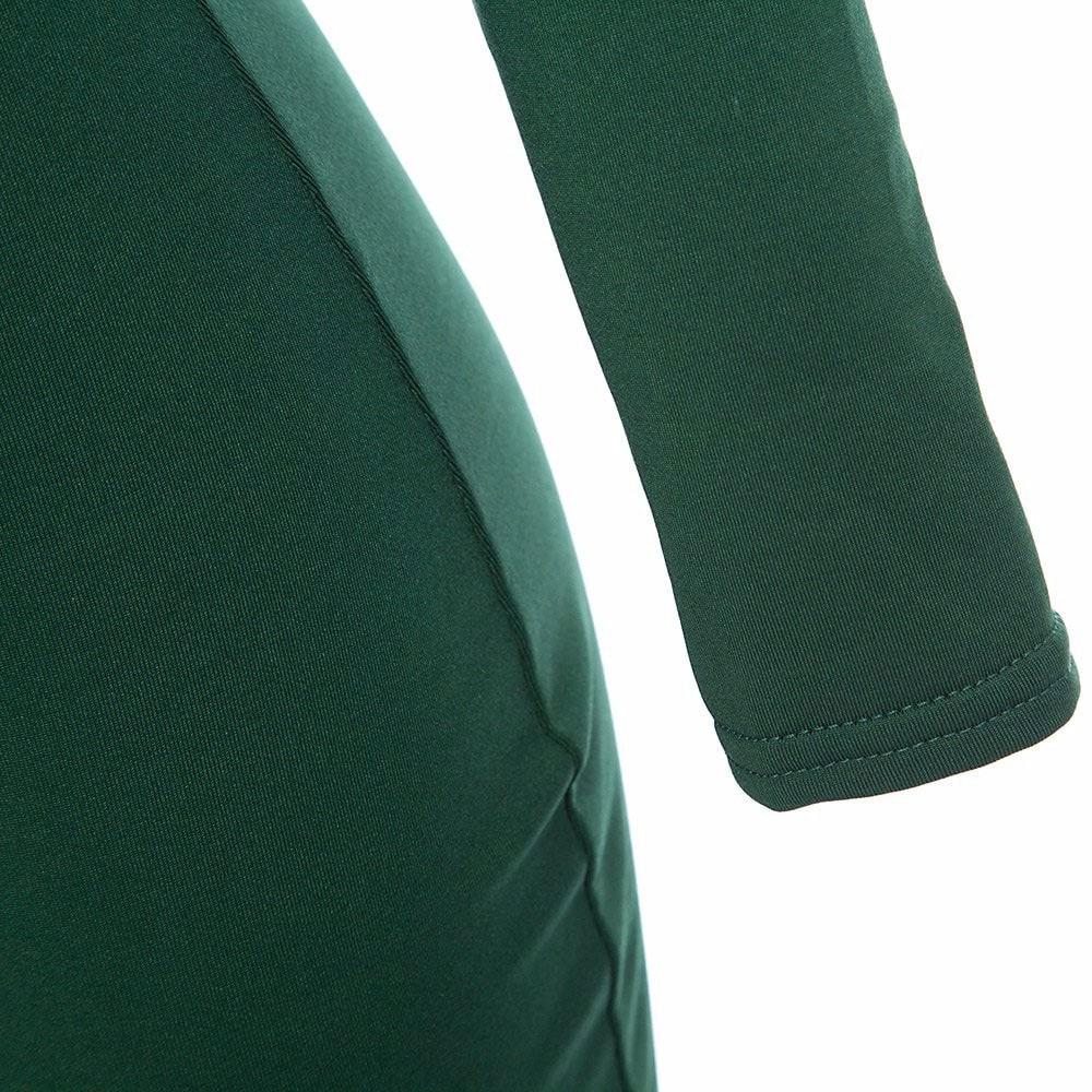 M0177 green5 Office Evening Dresses maureens.com boutique