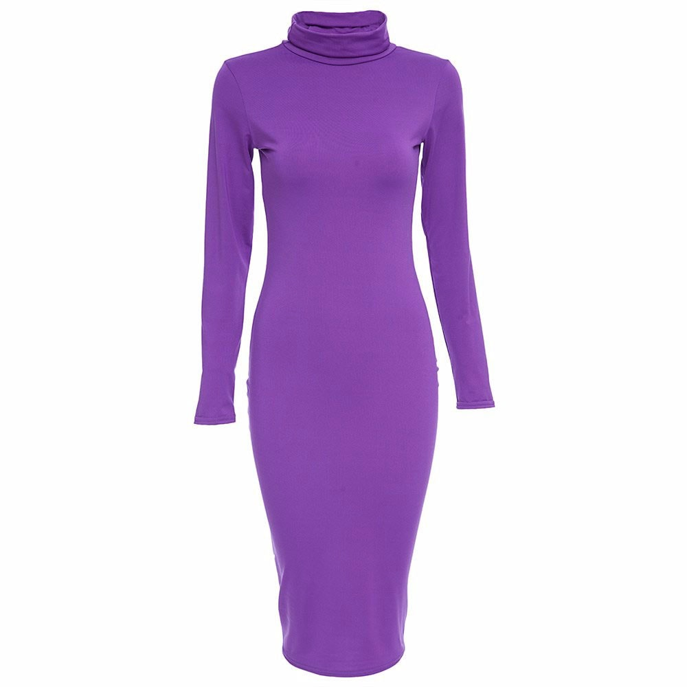 M0177 purple1 Midi Medium Dresses maureens.com boutique