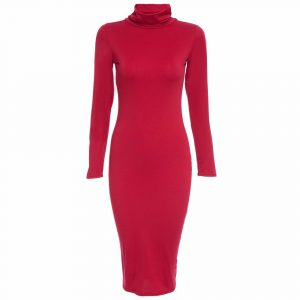 M0177 red1 Midi Medium Dresses maureens.com boutique