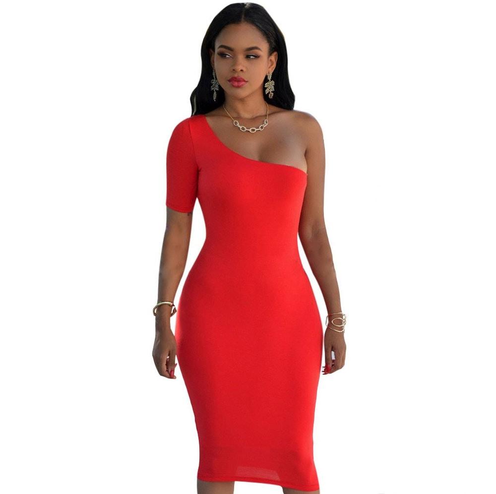 M0178 red1 Bodycon Dresses maureens.com boutique