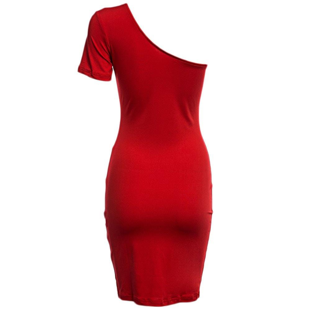 M0178 red2 Bodycon Dresses maureens.com boutique