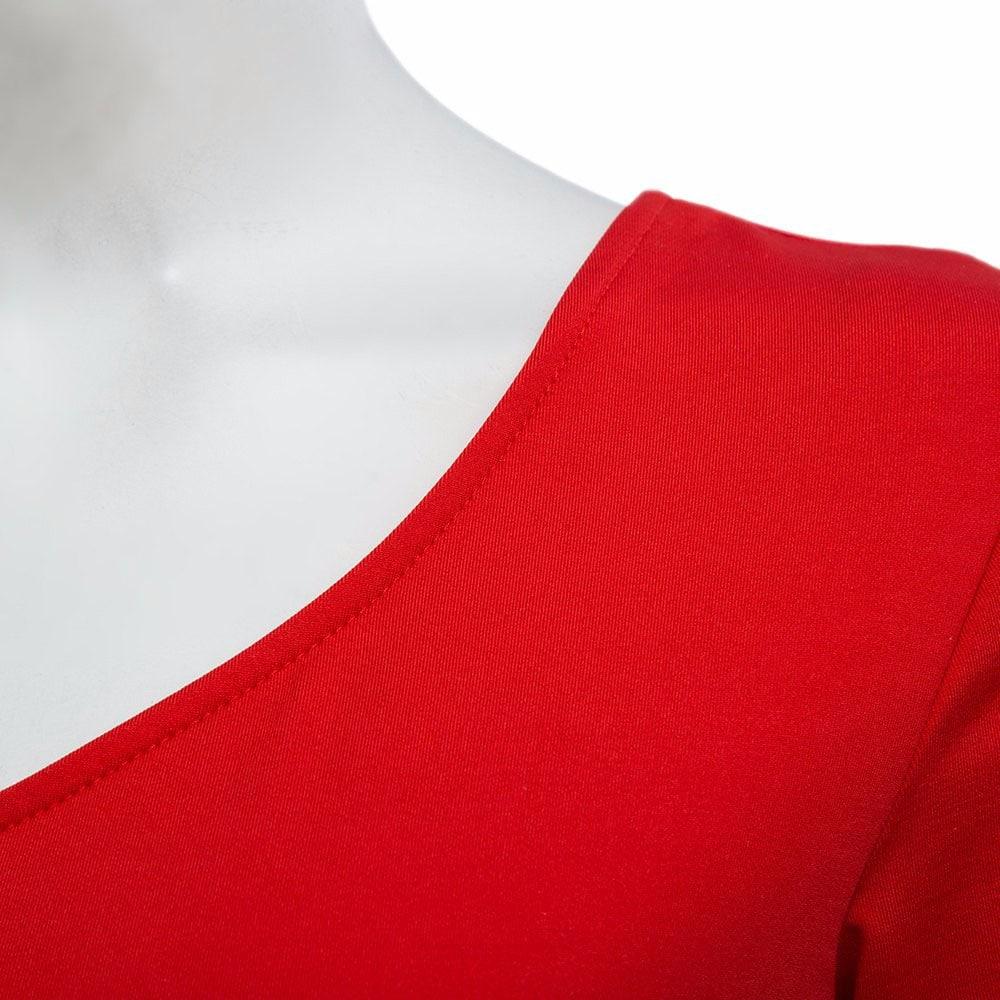 M0178 red3 Bodycon Dresses maureens.com boutique