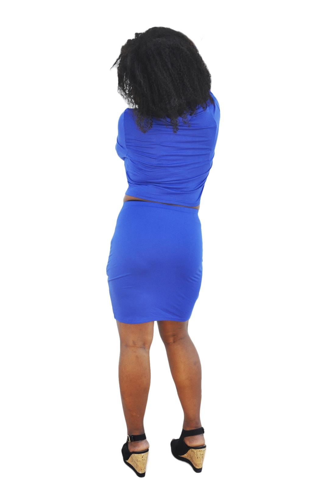 M0181 blue3 Two Piece Sets Dresses maureens.com boutique