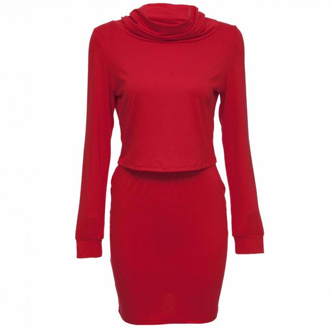 M0181 red1 Two Piece Sets Dresses maureens.com boutique
