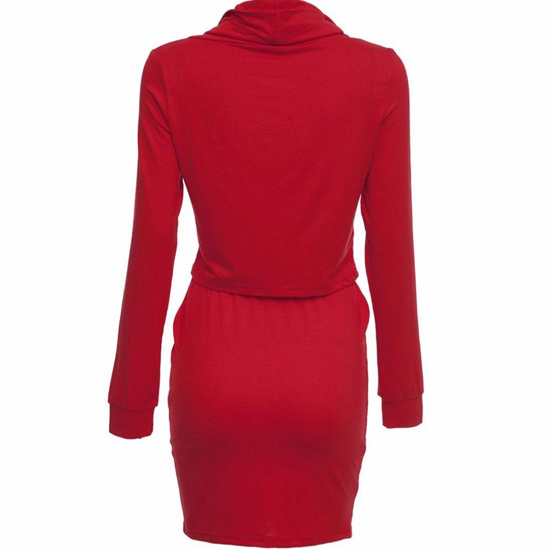 M0181 red2 Two Piece Sets Dresses maureens.com boutique