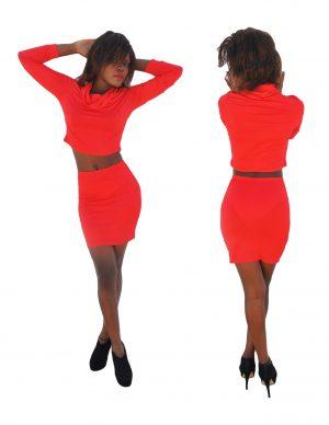 M0181 red8 Two Piece Sets Dresses maureens.com boutique