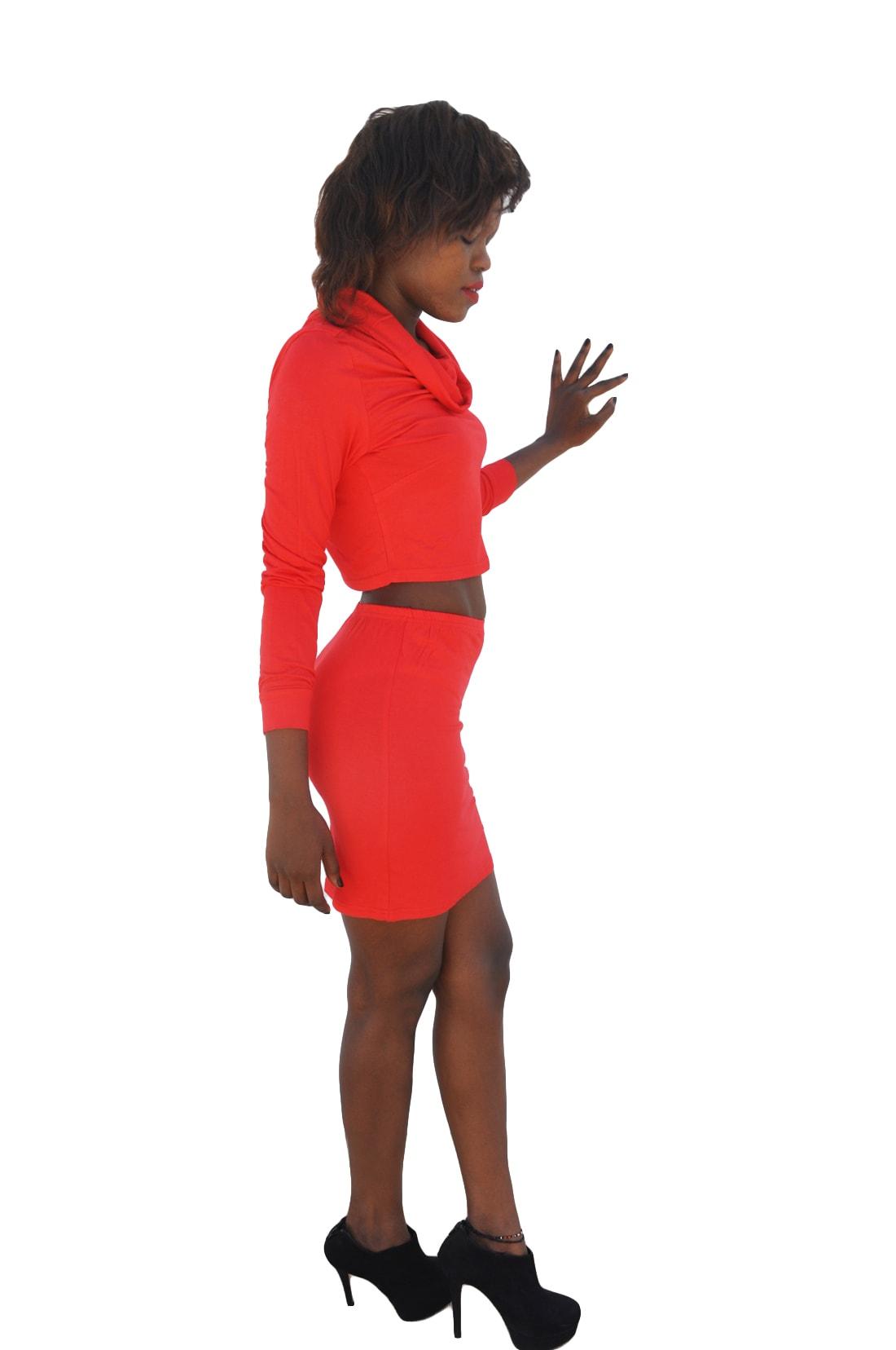 M0181 red9 Two Piece Sets Dresses maureens.com boutique