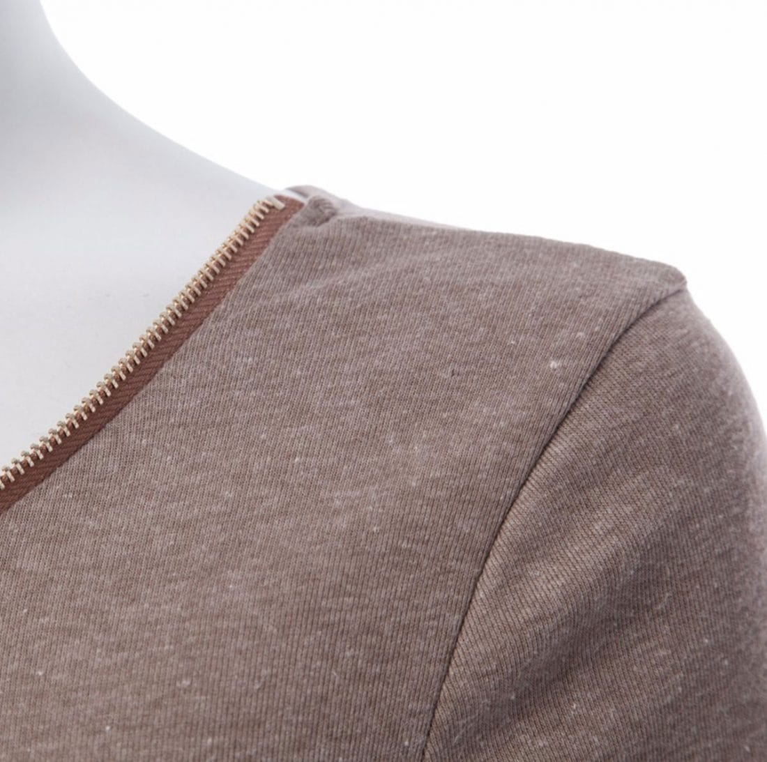 M0183 gray5 Long Sleeve Dresses maureens.com boutique
