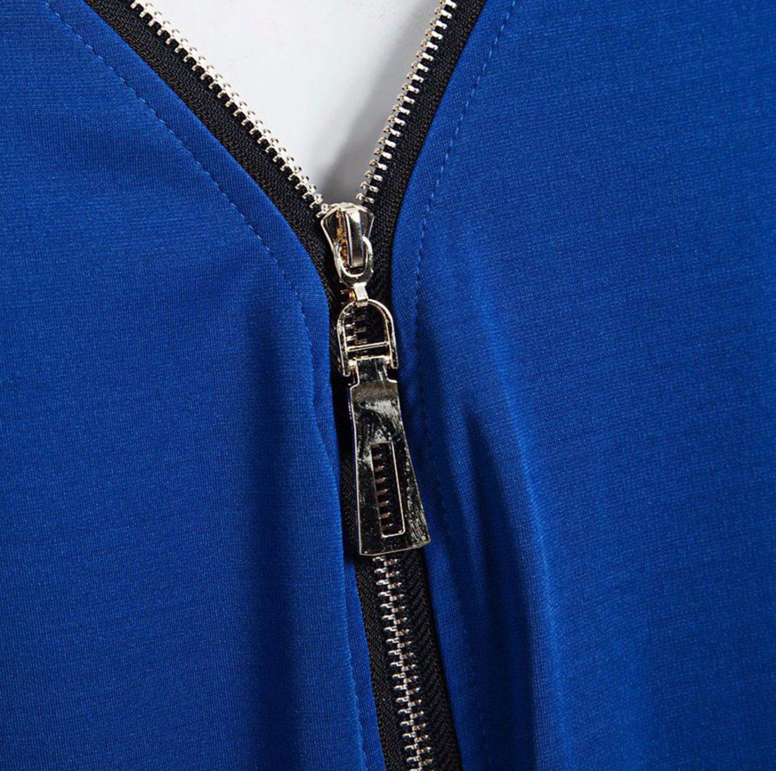M0185 blue12 Office Evening Dresses maureens.com boutique