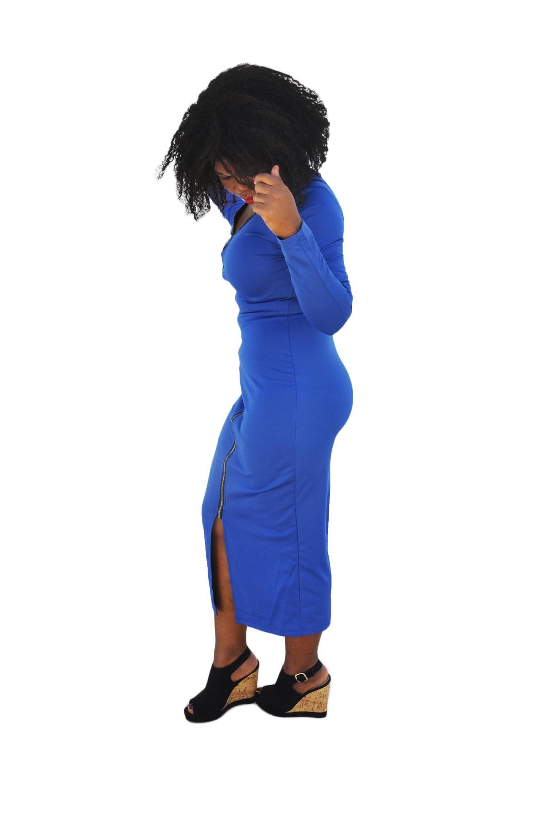 M0185 blue17 Office Evening Dresses maureens.com boutique
