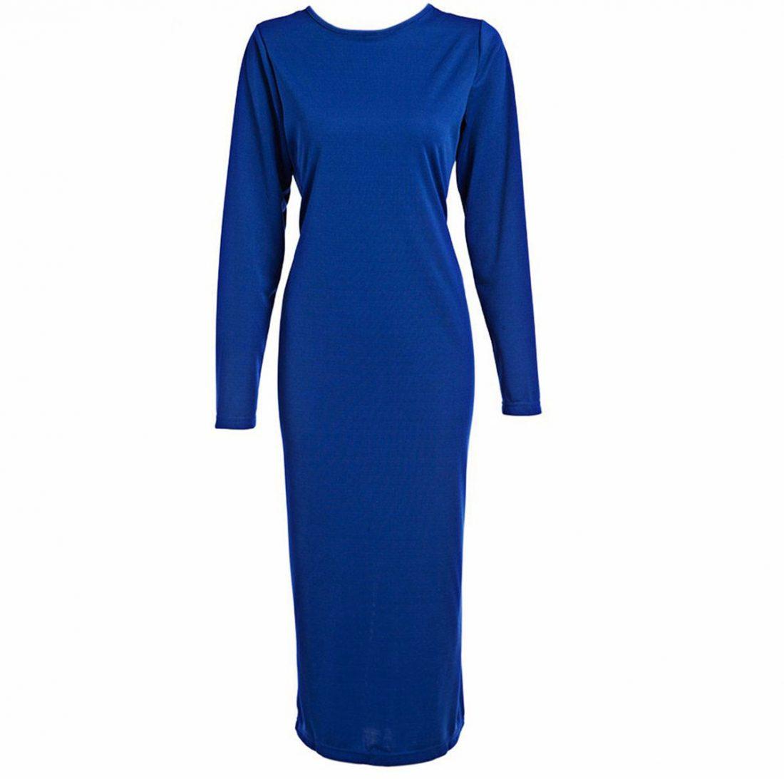 M0185 blue7 Office Evening Dresses maureens.com boutique