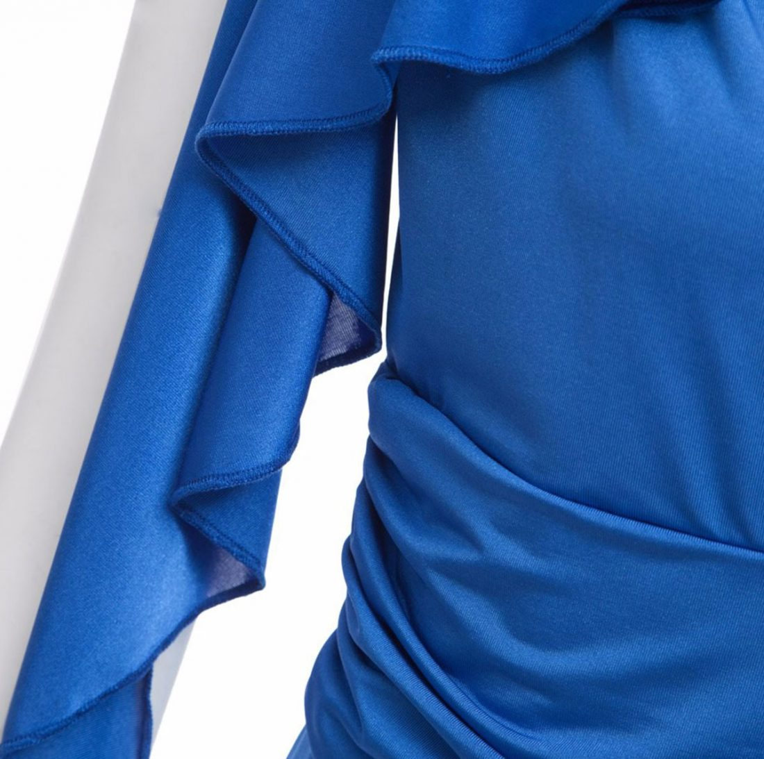 M0188 blue6 Short Sleeve Dresses maureens.com boutique