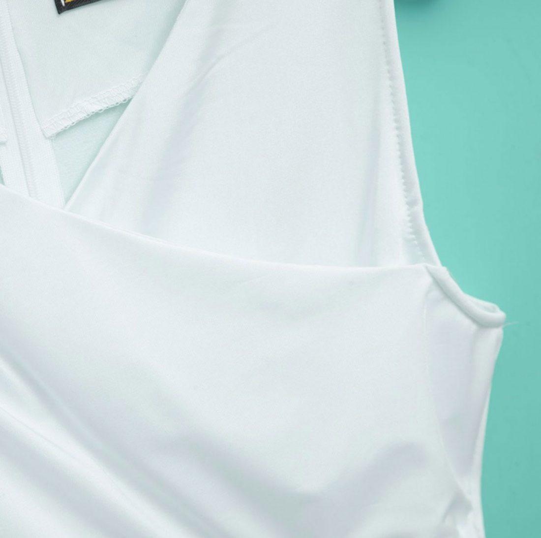 M0188 white2 Short Sleeve Dresses maureens.com boutique