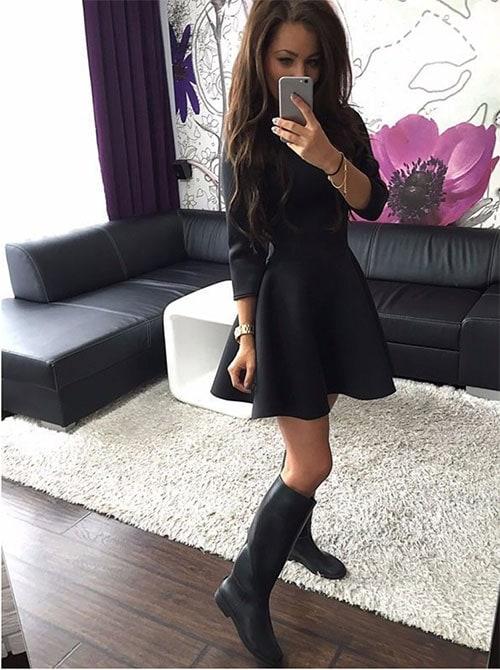 M0200 black3 Mini Dresses maureens.com boutique