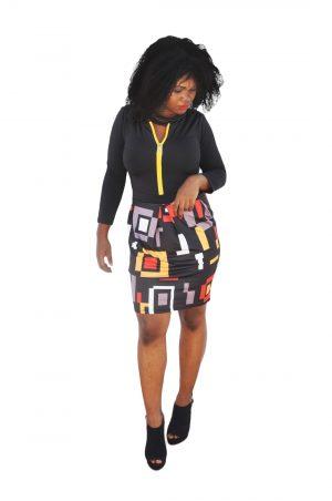 M0202 black1 Party Dresses maureens.com boutique