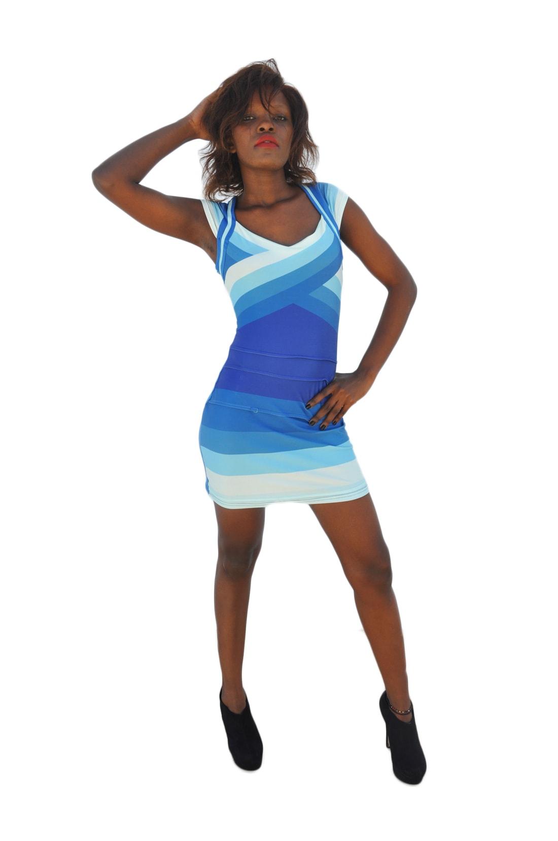 M0203 blue1 Party Dresses maureens.com boutique