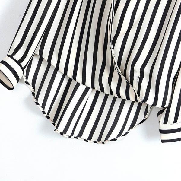 M0221 blackwhite11 Blouses Tops Shirts maureens.com boutique