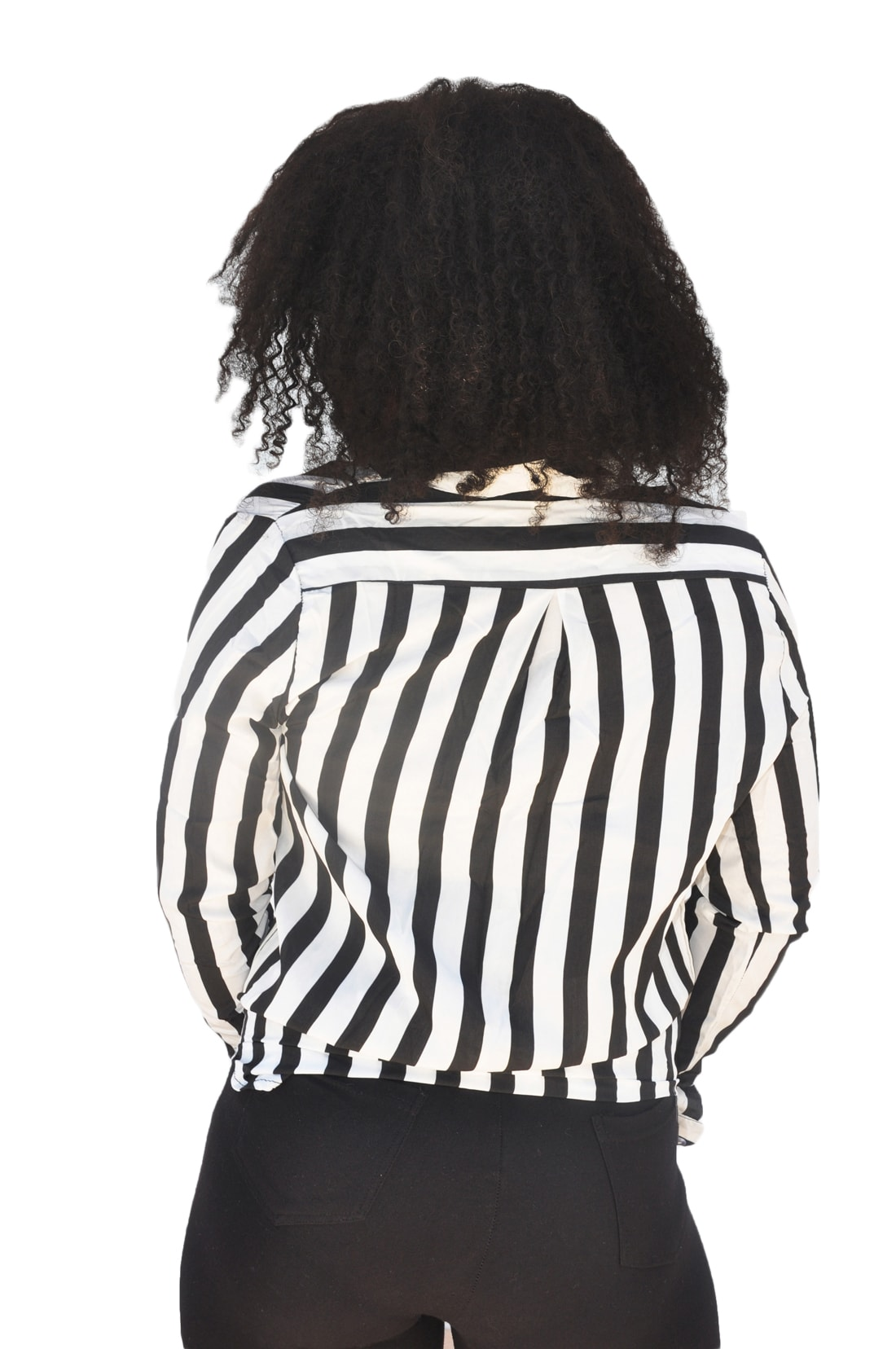 M0221 blackwhite2 Blouses Tops Shirts maureens.com boutique