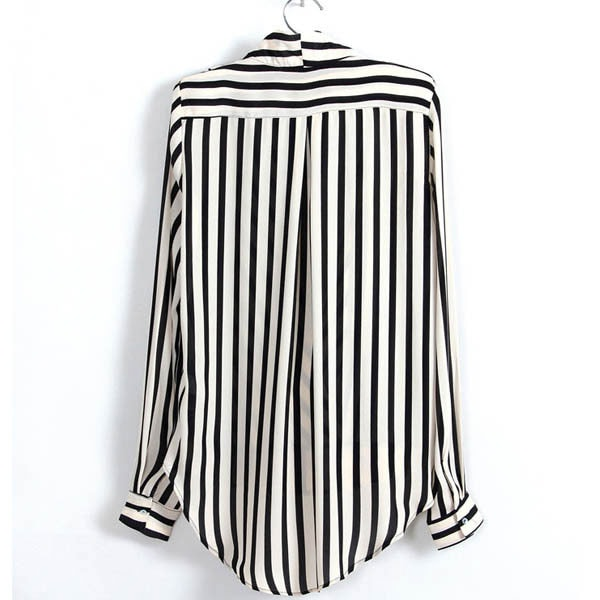 M0221 blackwhite9 Blouses Tops Shirts maureens.com boutique