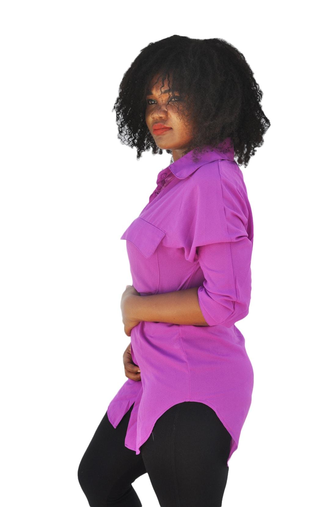 M0224 purple3 Long Sleeve Tops Shirts maureens.com boutique