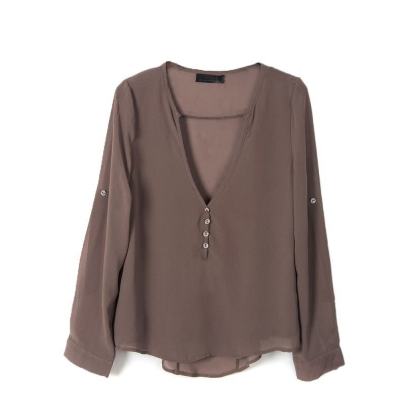 M0225 gray4 Blouses Tops Shirts maureens.com boutique