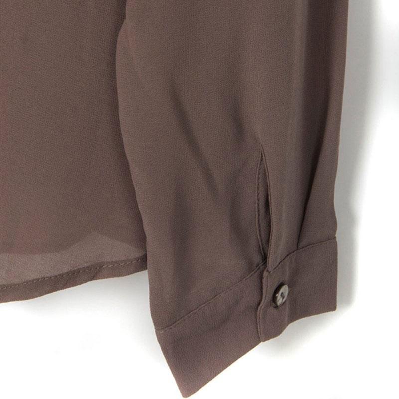 M0225 gray7 Blouses Tops Shirts maureens.com boutique