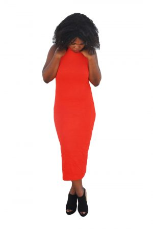 M0227 red1 Bodycon Dresses maureens.com boutique