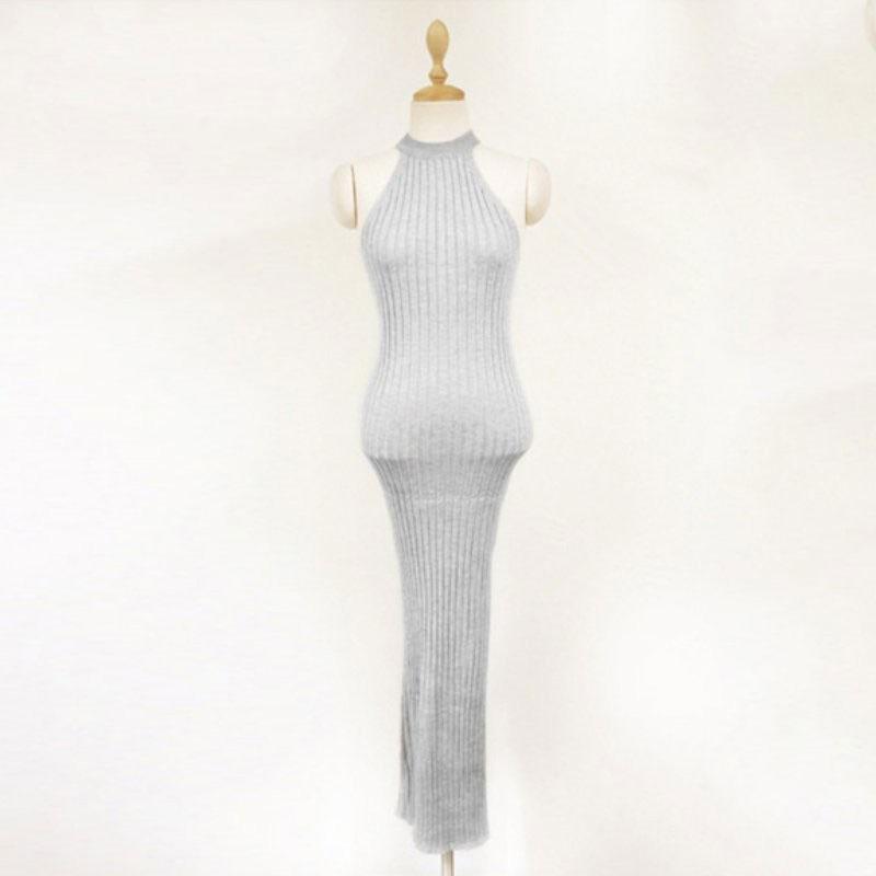 M0228 gray11 Maxi Dresses maureens.com boutique