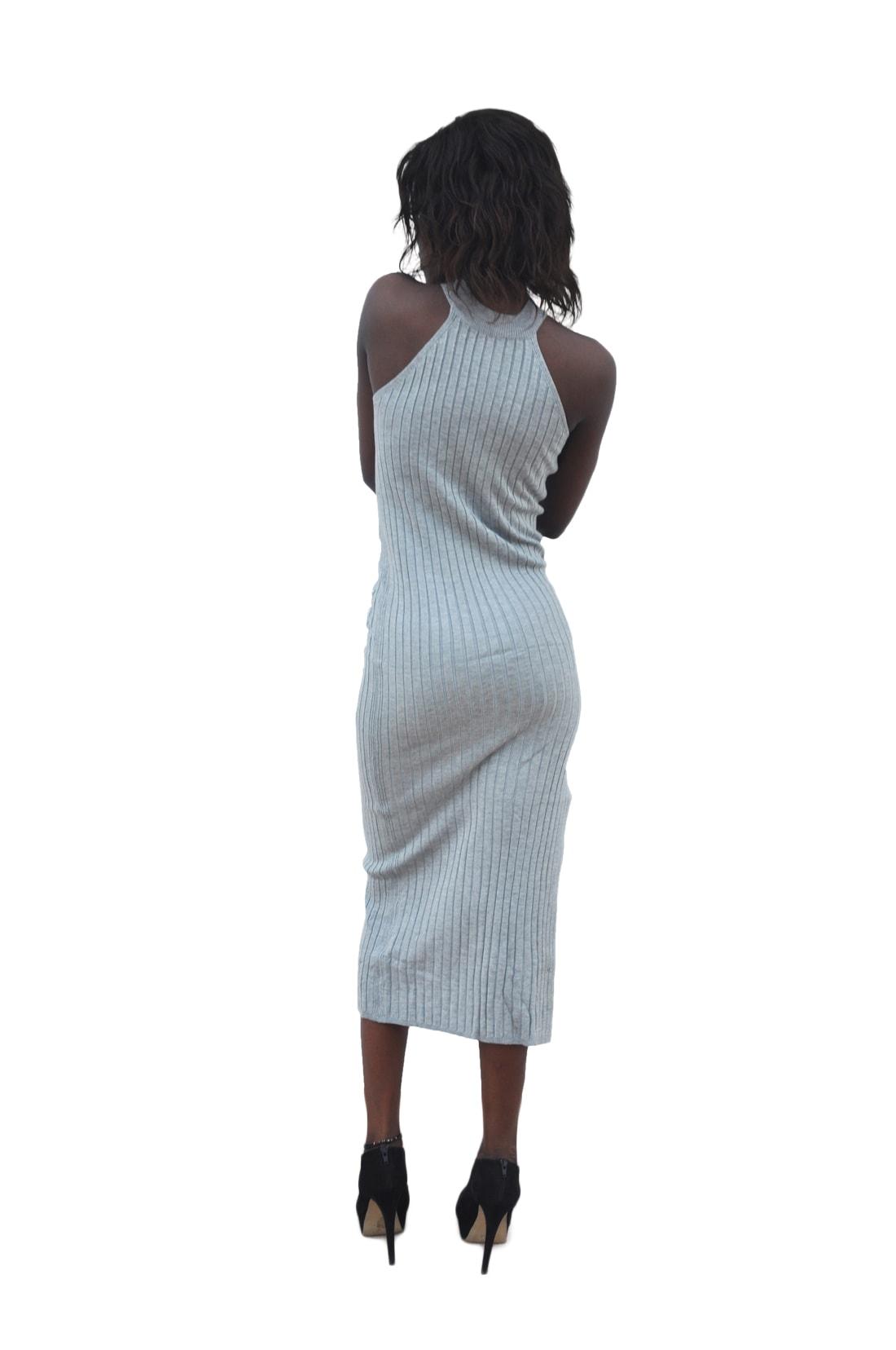 M0228 gray3 Maxi Dresses maureens.com boutique