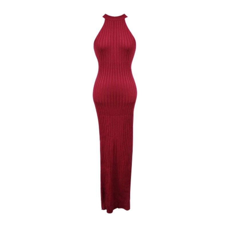 M0228 red3 Maxi Dresses maureens.com boutique