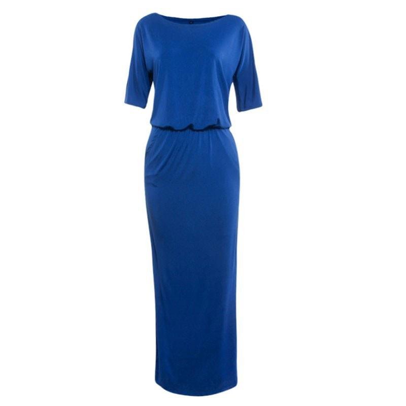 M0229 blue6 Maxi Dresses maureens.com boutique