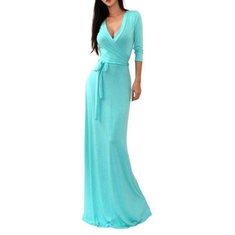 M0230 skyblue4 Leisure Dresses maureens.com boutique