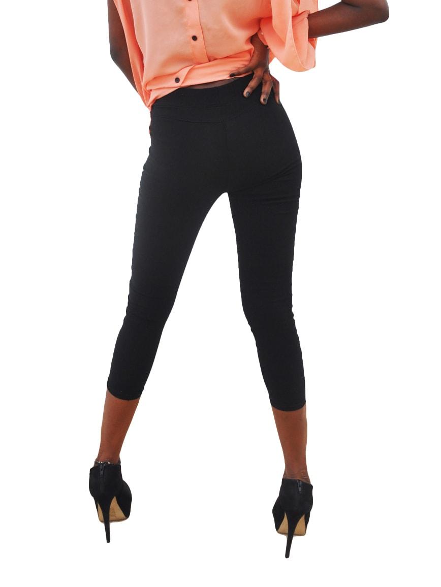 M0232 black2 Jeans Pants Leggings Belts maureens.com boutique