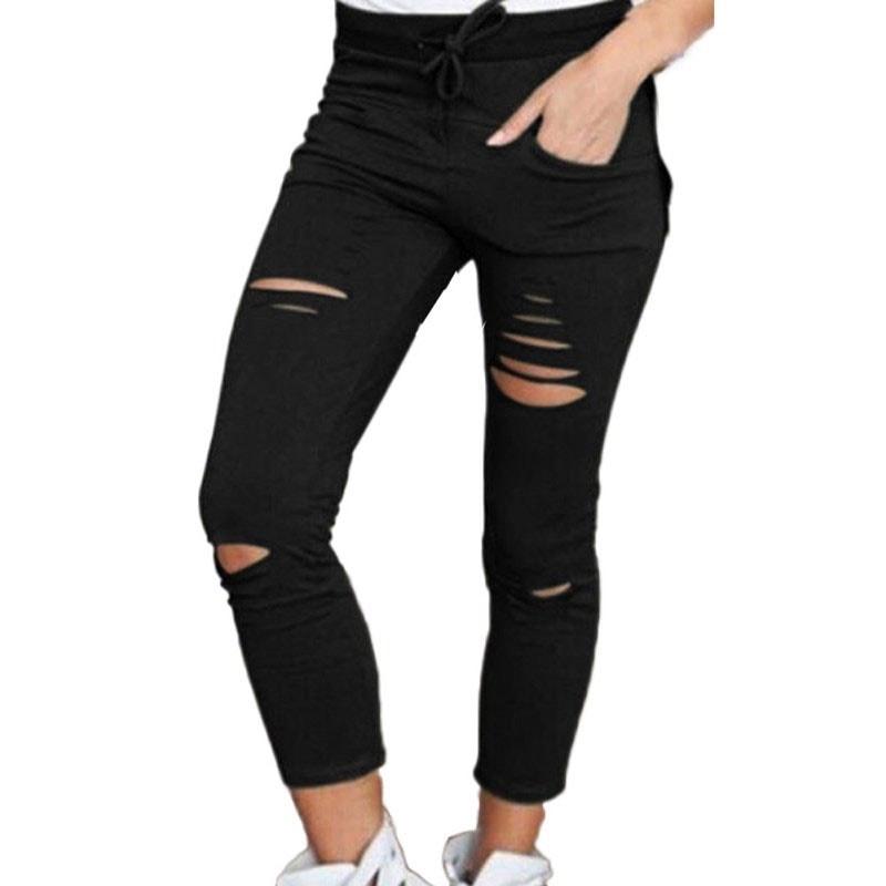 M0232 black3 Jeans Pants Leggings Belts maureens.com boutique