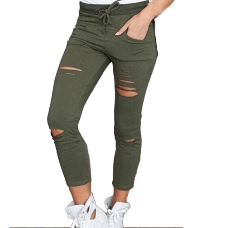 M0232 green1 Jeans Pants Leggings Belts maureens.com boutique