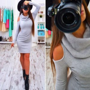 M0233 gray1 Party Dresses maureens.com boutique