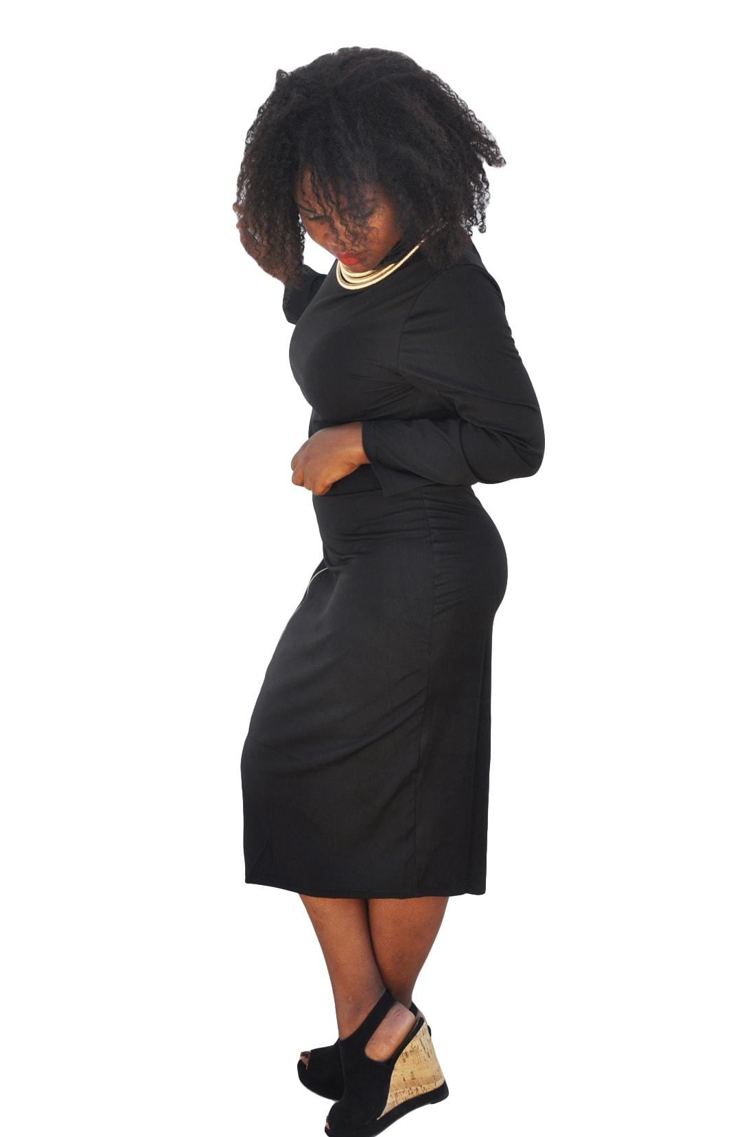 M0234 black5 Maxi Dresses maureens.com boutique