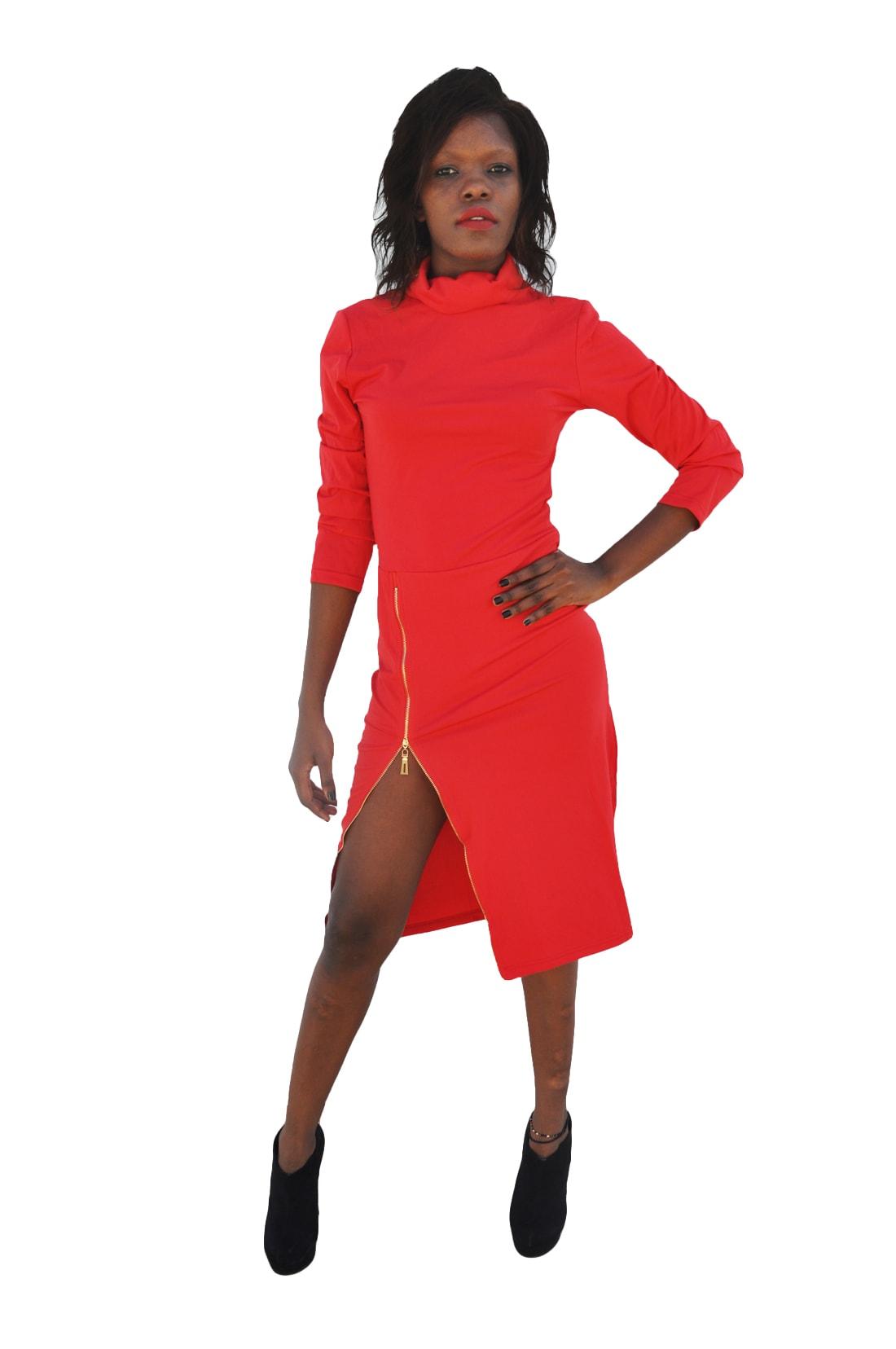 M0234 red1 Maxi Dresses maureens.com boutique