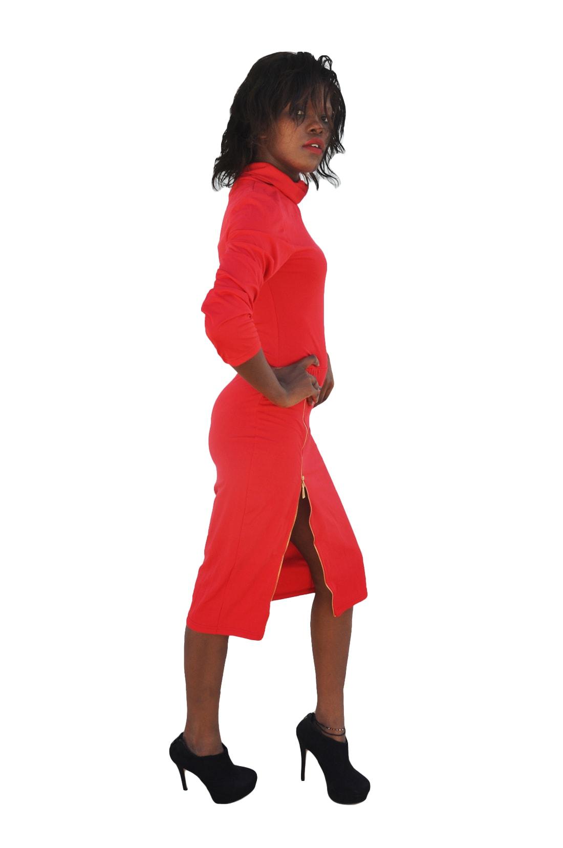 M0234 red2 Maxi Dresses maureens.com boutique