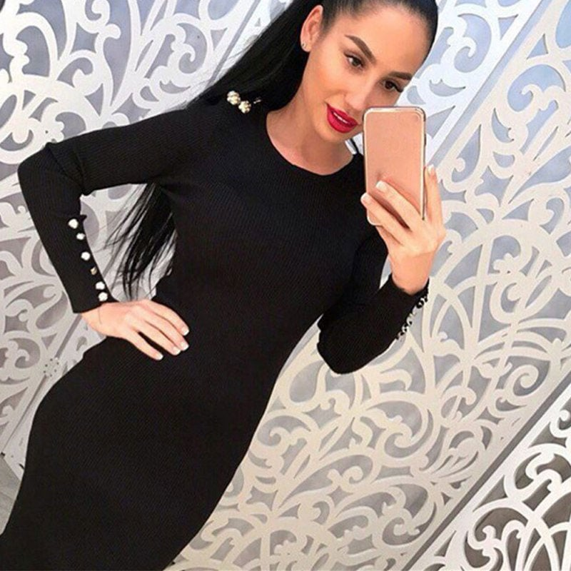 M0235 black2 Office Evening Dresses maureens.com boutique