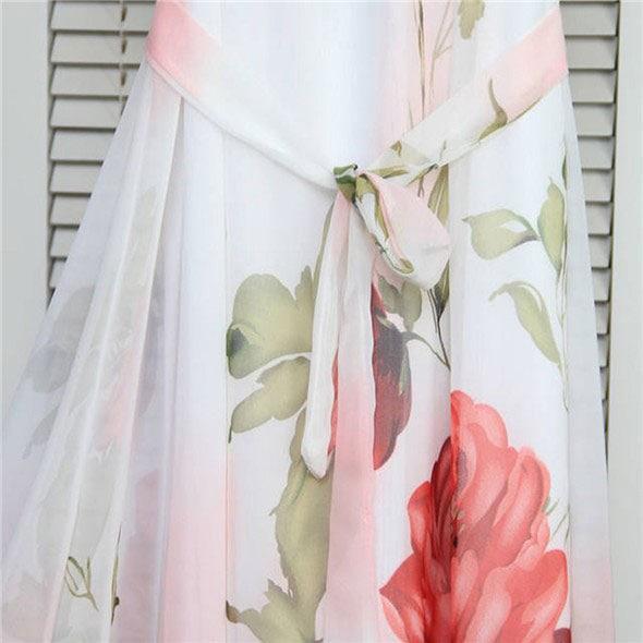 M0241 floralprint3 Bohemian Dresses maureens.com boutique