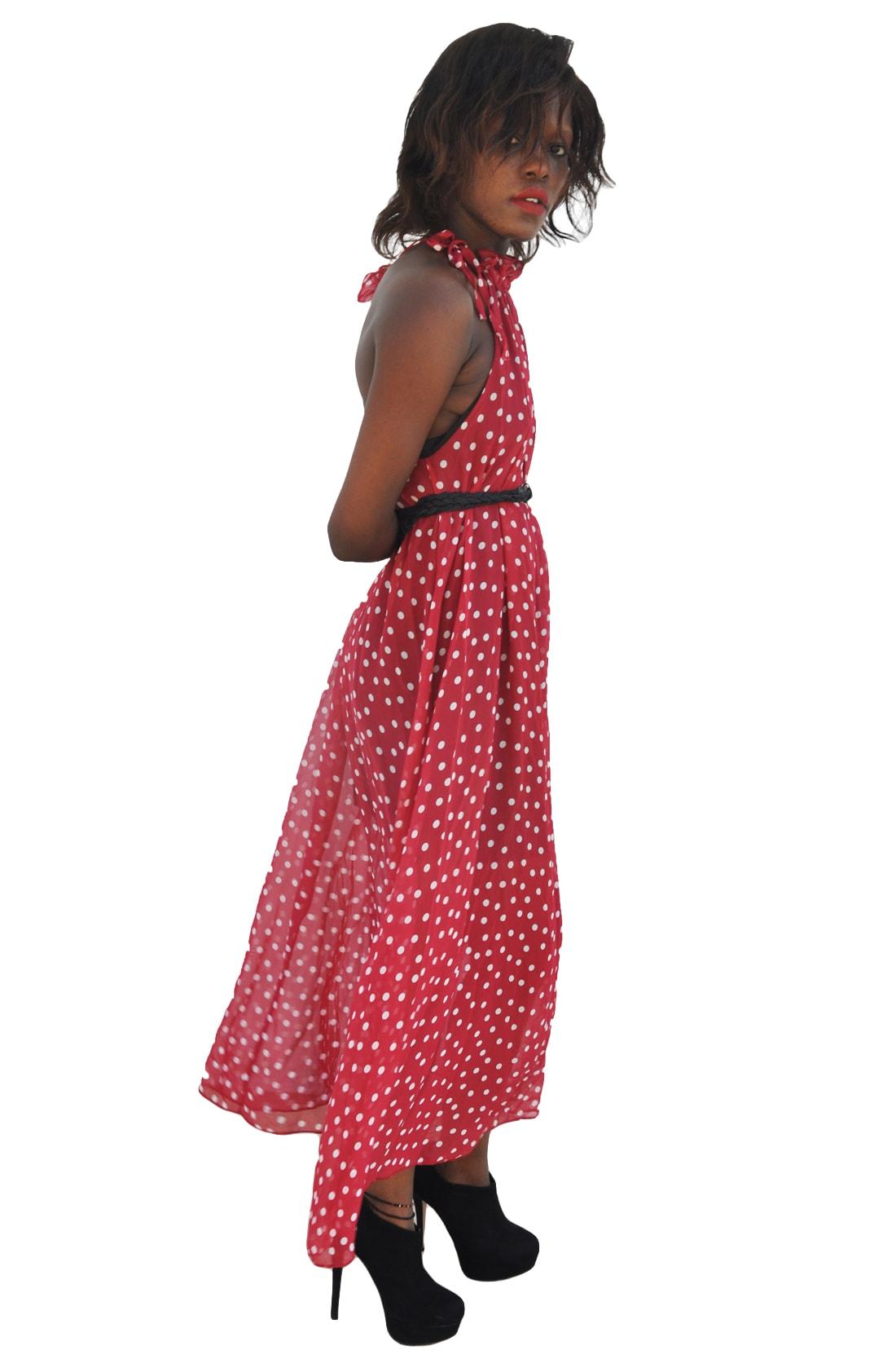 M0245 red2 Maxi Dresses maureens.com boutique