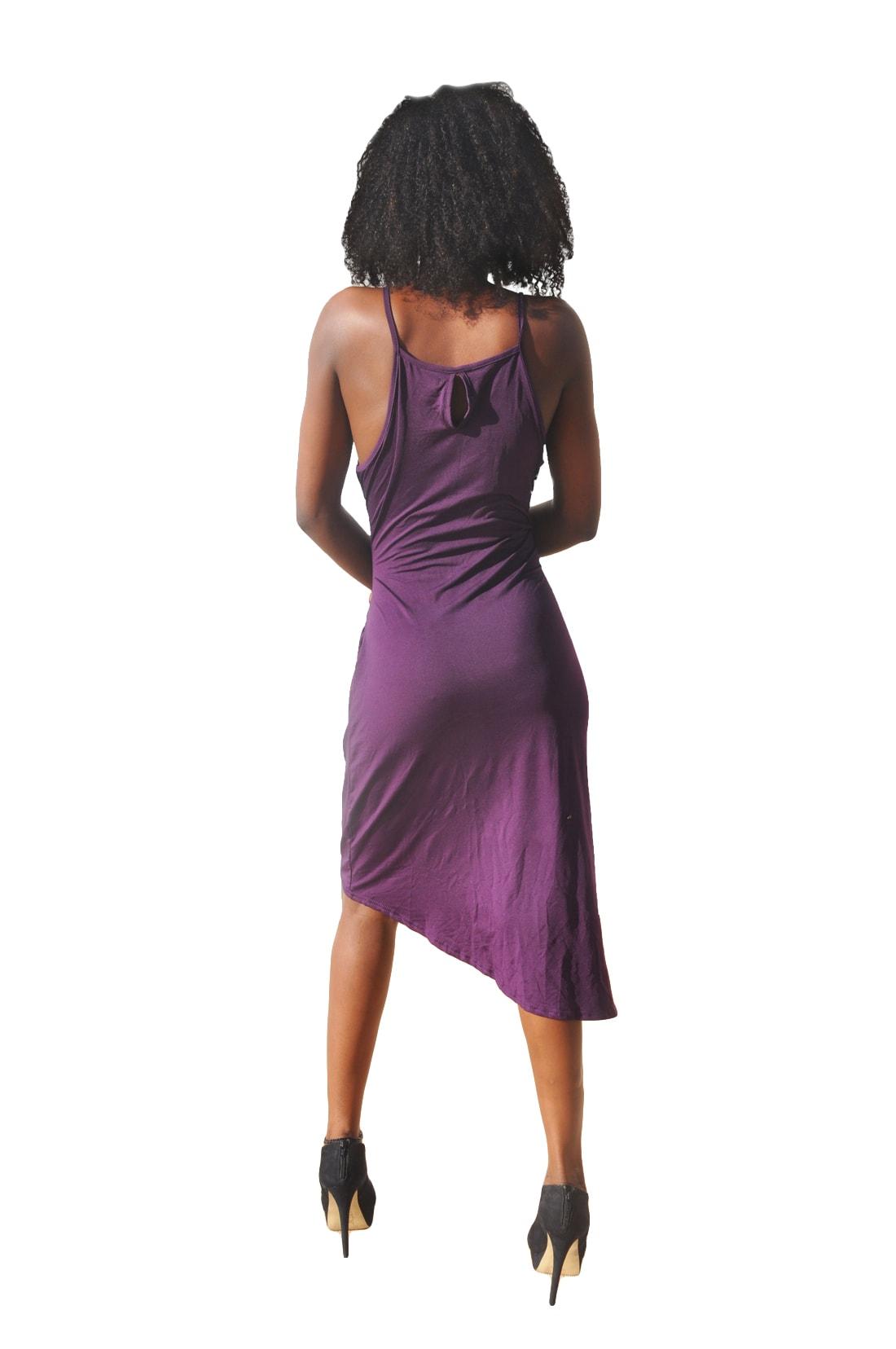 M0246 purple3 High Low Dresses maureens.com boutique
