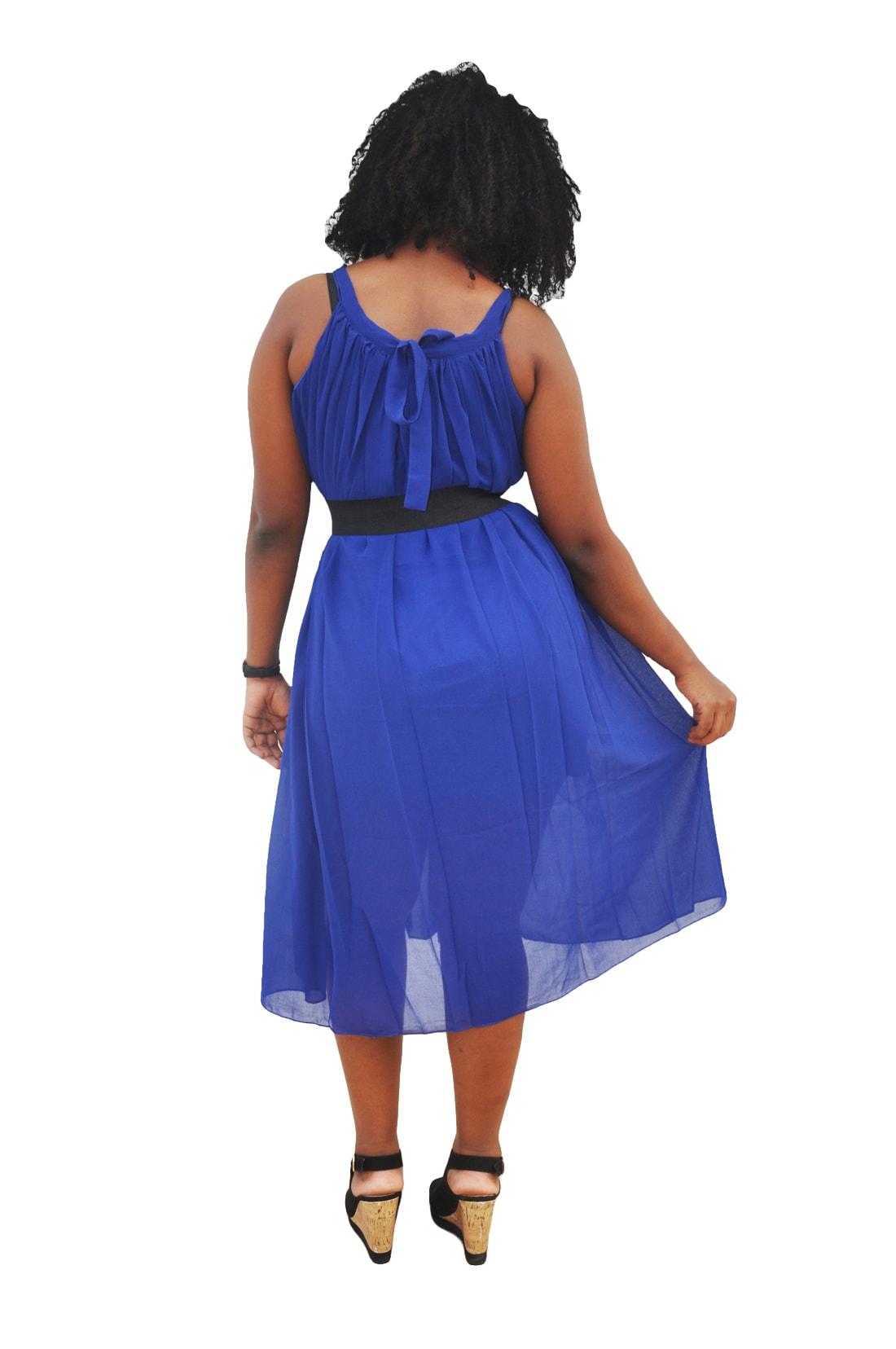 M0247 blue3 Wedding Bridesmaid Dresses maureens.com boutique