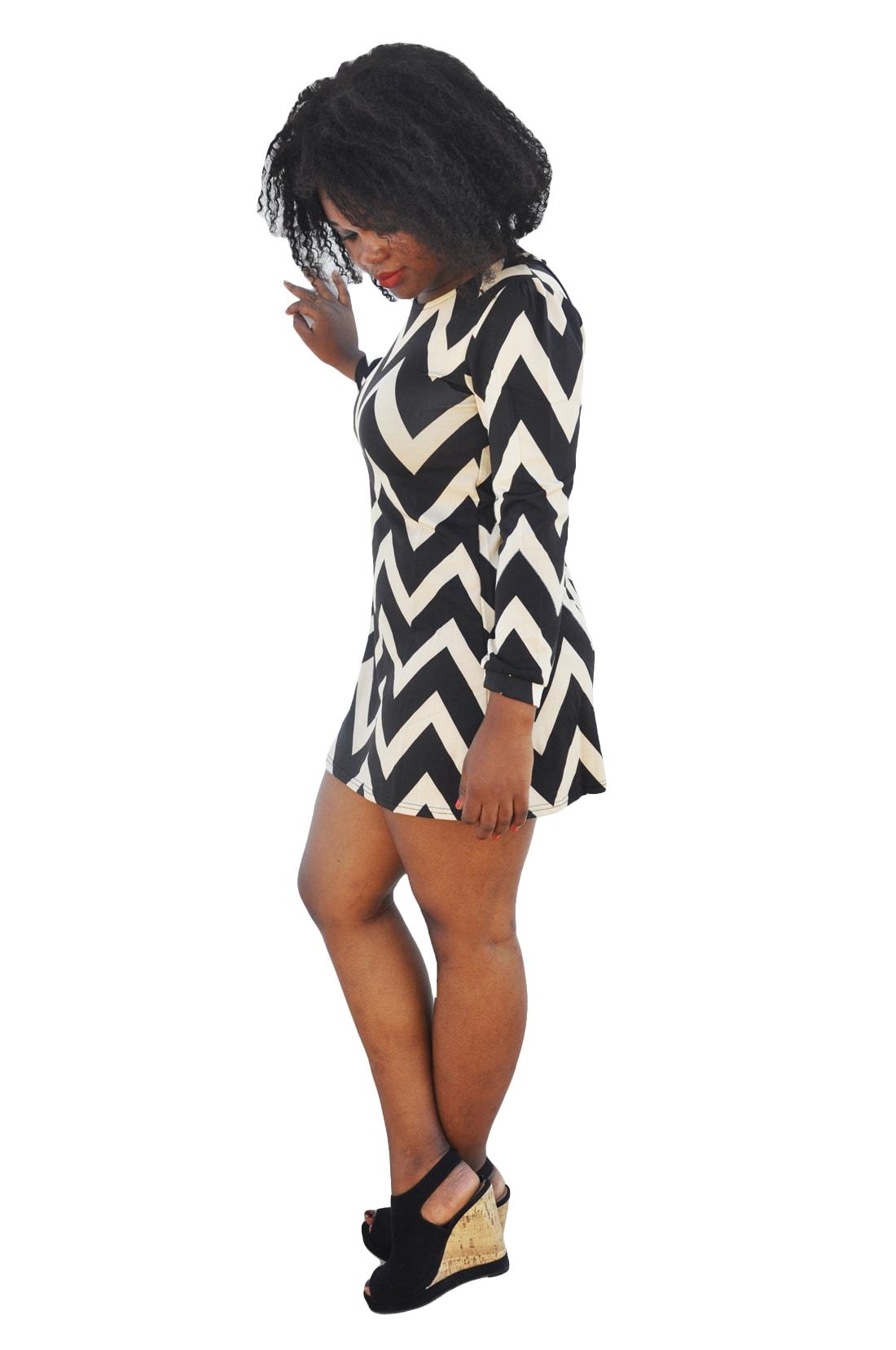 M0248 khaki2 Midi Medium Dresses maureens.com boutique