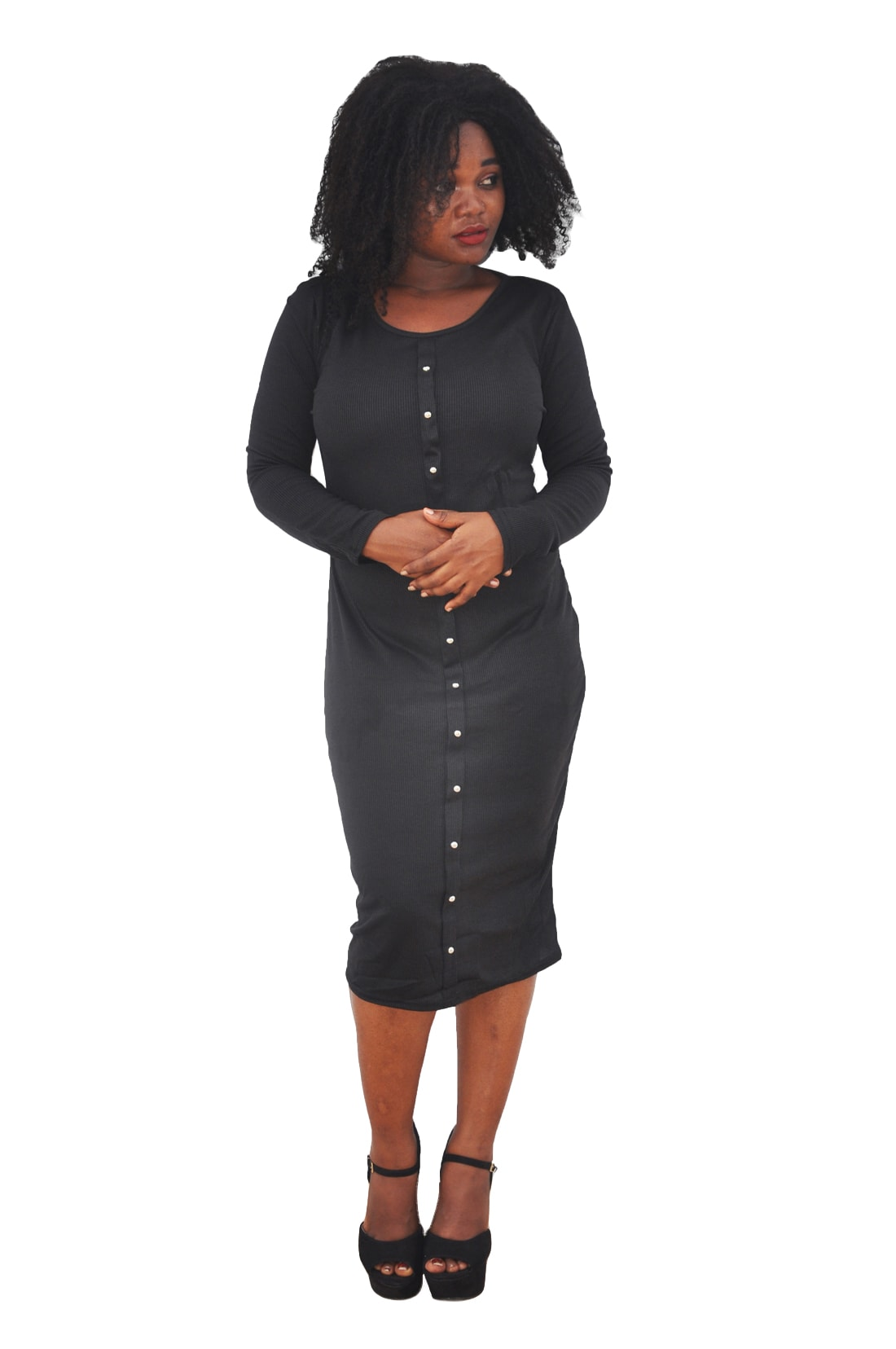 M0253 black1 Office Evening Dresses maureens.com boutique